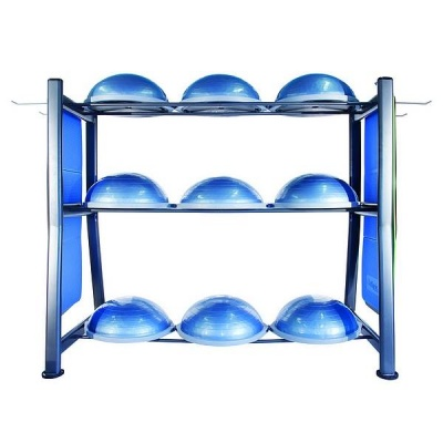 9 Bosu Storage Rack Think Sport